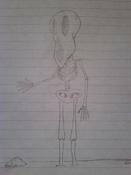 Dibujos rapidos , Bocetos  y apuntes  en papel -img00074.jpg