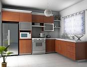 Cocina en Residencial Villitas   -001.jpg