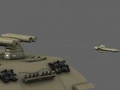 Cazacarros M-41 TUa   Cazador  -wip-hako-9.jpg