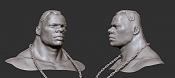 Haitian gansta - Realtime model --haitian_zbrush2.jpg