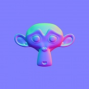 Materiales y Texturas en GE Blender-monkey.jpg