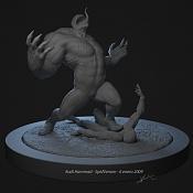 Venom Vs Spiderman 2 0-spidvsvenom_blackwhite.jpg