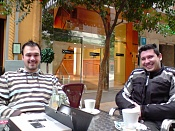 Quedada valenciana 2009-2-ravenx-y-pixelkiller.jpg