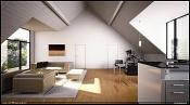 atico: Living y cocina-interiorposjl1.jpg