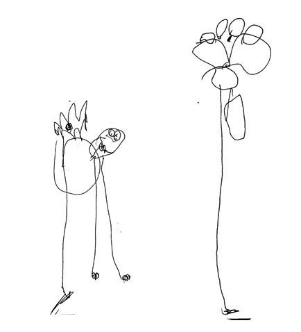 Cortometraje: calvito y los bloobs-bocetob_laura.jpg