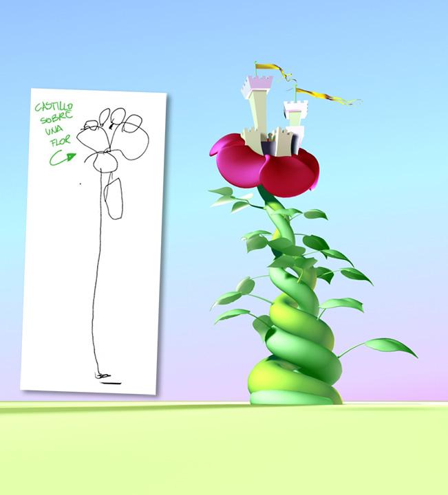 Cortometraje: calvito y los bloobs-flower-castle_04.jpg
