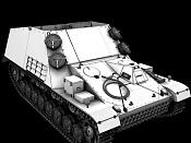 Sd Kfz  165 Hummel   Early version  -municionador.jpg
