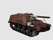 Sd Kfz  165 Hummel   Early version  -wip-late-dcha.jpg