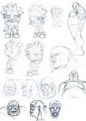 Bocetos criaturas, cartoon   -dibujo1.jpg