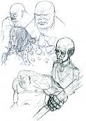 Bocetos criaturas, cartoon   -dibujo2.jpg