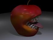 Como fue el proceso - Dangerous apple-manzana1.jpg