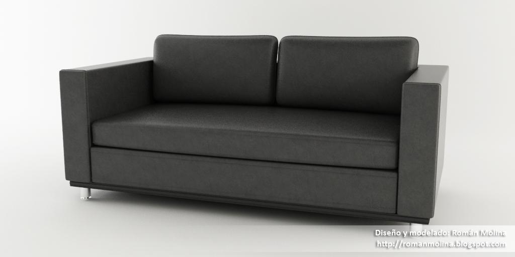 Sofa clasico en cuero for Foros para sofas