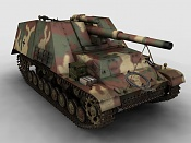 Sd Kfz  165 Hummel   Early version  -wip-late-1.jpg