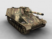 Sd Kfz  165 Hummel   Early version  -wip-early-1.jpg