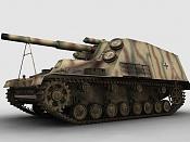 Sd Kfz  165 Hummel   Early version  -wip-early-4.jpg