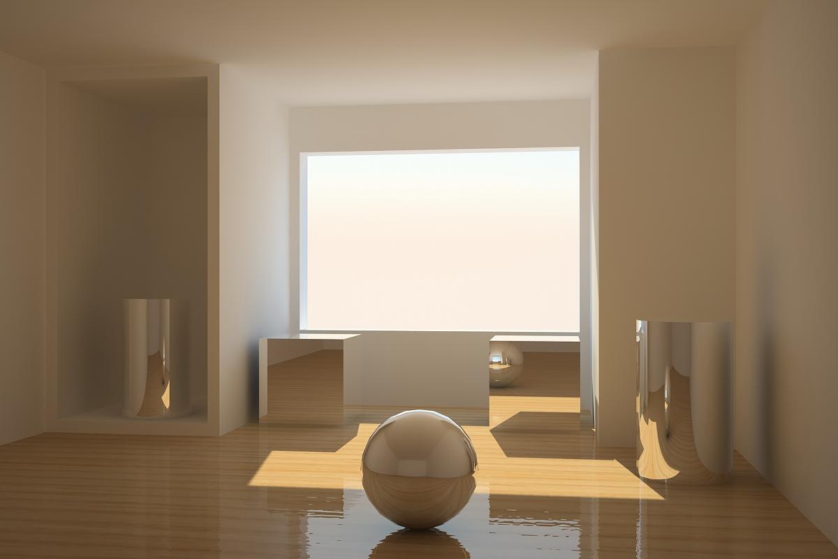Taller de iluminacion de interiores vray ii p gina 16 - Iluminacion de interiores ...