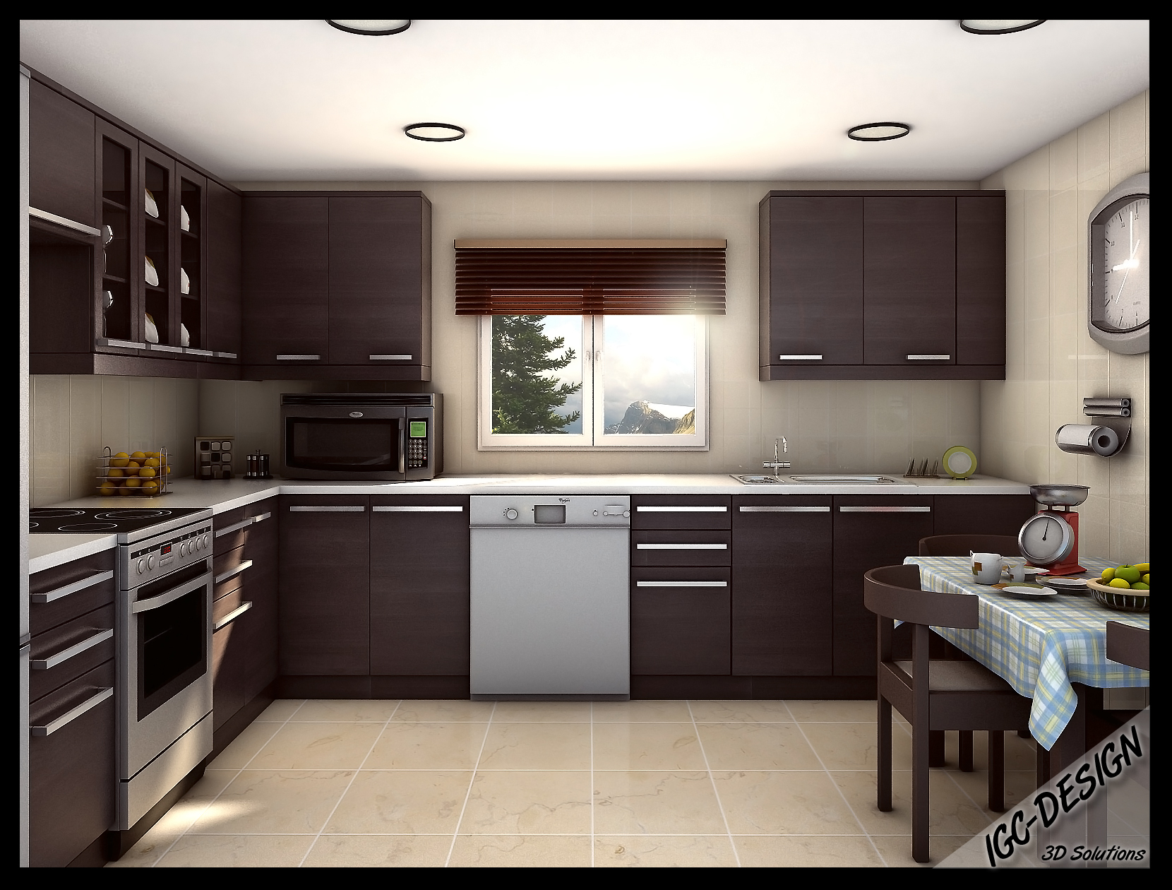 Cocina for Ubicacion de cocina