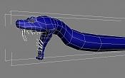 aprendizaje low Poly-serpiente1.jpg