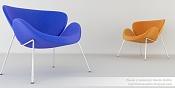 Orange Slice Chair  Modelo gratuito -paulin_orange.jpg
