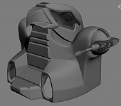 Version adaptada del vehiculo   aTTaK TRaK   de   He-Man  -cabin3.jpg