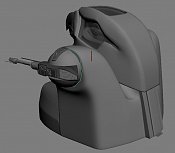 Version adaptada del vehiculo   aTTaK TRaK   de   He-Man  -cabin5.jpg
