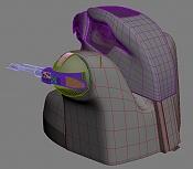 Version adaptada del vehiculo   aTTaK TRaK   de   He-Man  -cabin6.jpg