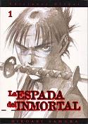La espada del inmortal -Manga--espadainmortal01g.jpg