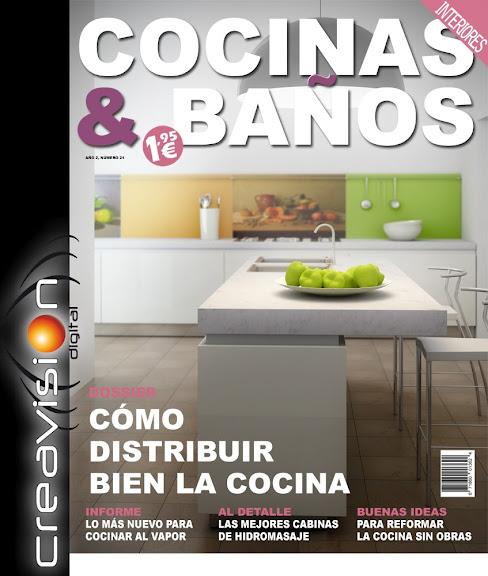 Revista Cocinas Y Baños   Modo Revista Cocinas Y Banos